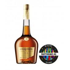 Cognac Courvoisier VS 1.0L 40%
