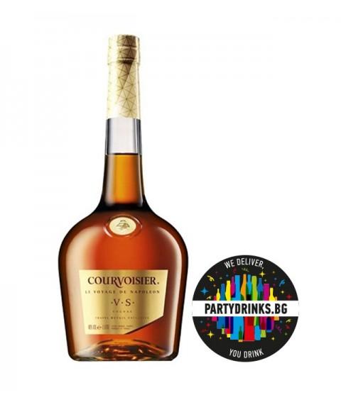 Cognac Courvoisier VS 1.0L