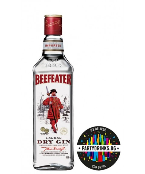 Beefeater London Dry Gin 1.0L
