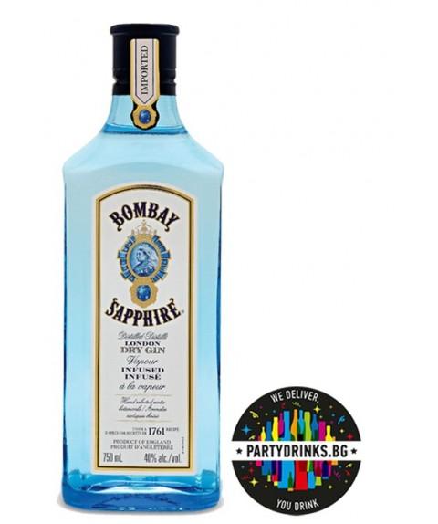 Джин Bombay Sapphire 1.0L