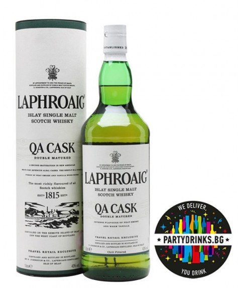 Laphroaig QA box 1.0L