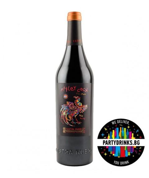 Червено вино Motley Cock 750ml