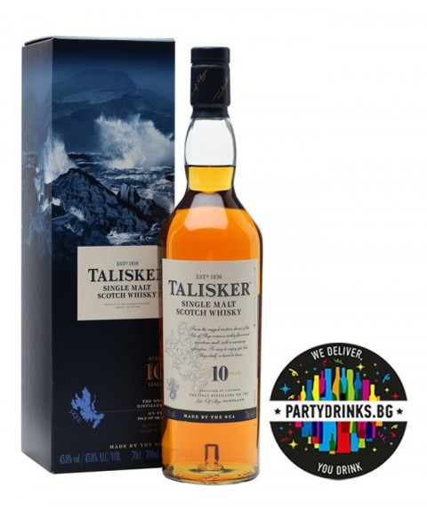 Talisker 10 Years Old 700ml