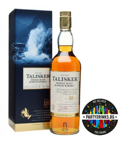 Talisker 18 Years Old 700ml