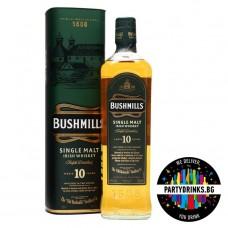 Ирландско уиски Bushmills 10 years old 700ml