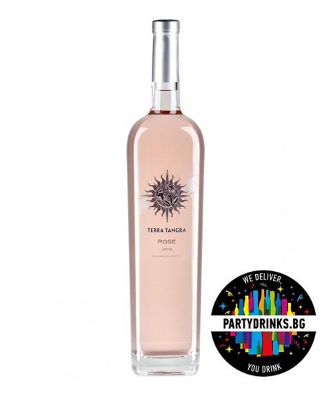Вино розе Terra Tangra TT Exclusive Rose Magnum 1.75L