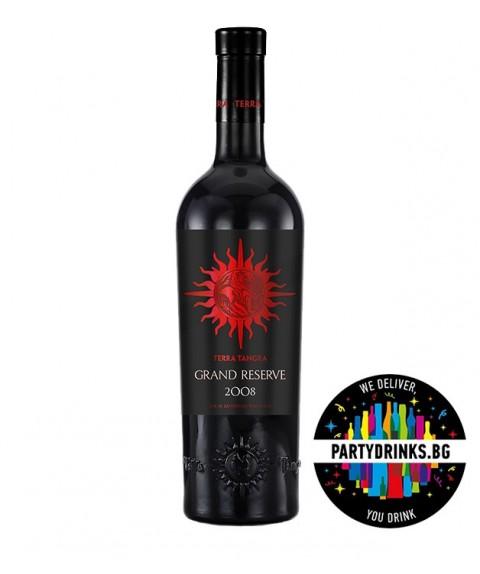 Червено вино Terra Tangra Grand Reserve 750ml