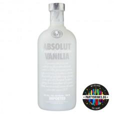 Absolut Vanilia 1.0L 40%