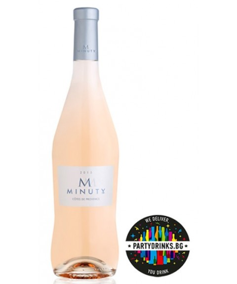 Вино Розе M de Minuty Rose 2017 750ml