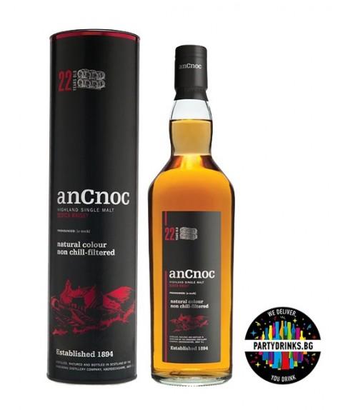 AnCnoc 22 years old 700ml 40%