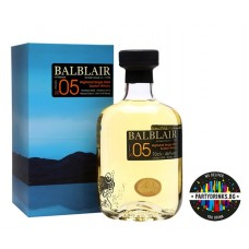 Balblair 2005 Vintage 13 years old 700ml