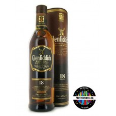 Glenfiddich 18 Years Old 700ml 40%