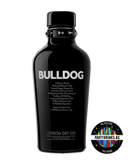 Джин Bulldog Gin 700ml