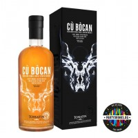 Tomatin Cù Bòcan Whisky 700ml 46%