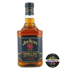 Jim Beam Double OAK Bourbon 700ml 43%