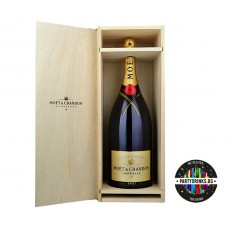 Шампанско Moët & Chandon Impérial Brut Mathusalem Gift Pack 6.0L