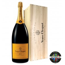 Шампанско Veuve Clicquot Yellow Label Mathusalem 6.0L