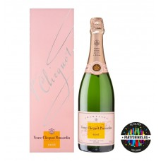 Шампанско Veuve Clicquot Rosé Yellow Label BOX 750ml