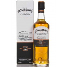 Bowmore 12 years old single malt 350ml 40%