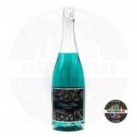 Синьо вино Nature Blue Brut 750ml 12%