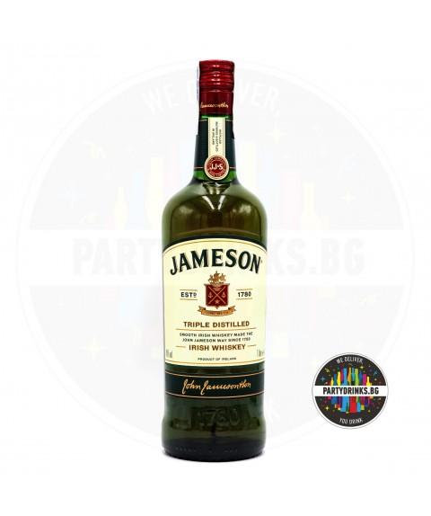 Ирландско уиски Jameson 1.0L 40%