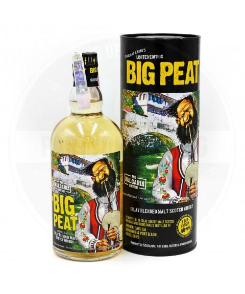 Уиски Big Peat The Bulgaria Edition 700ml 46%
