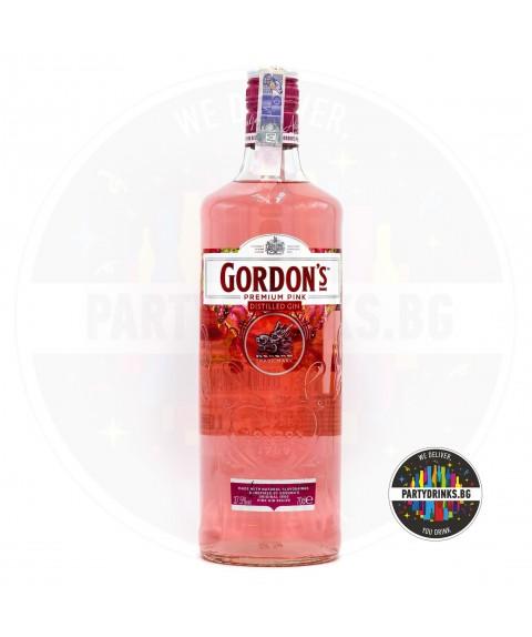 Джин Gordon's Premium Pink 700ml 37.5%