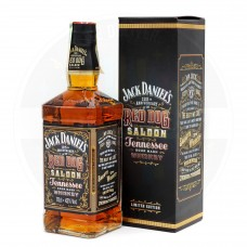 Jack Daniel's 125th Anniversary Red Dog Saloon Tennessee Whiskey  700ml 43%
