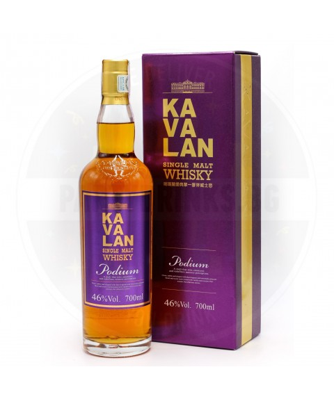 Уиски Kavalan Podium 700ml 46%