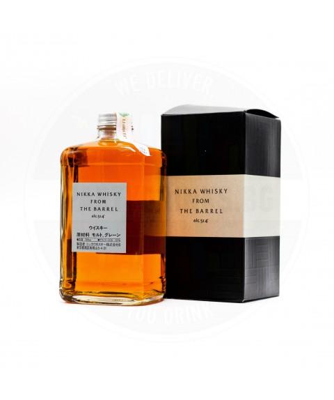 Уиски Nikka From The Barrel 500ml 51.4%