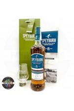 Уиски  Speyburn 15 years old 700ml 46% ПРОМО