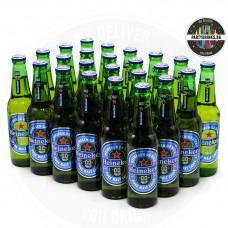 Безалкохолна бира Heineken кашон 24 бутилки х 330ml