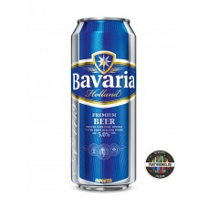 Бира Bavaria 500ml 5% кен 24 броя в кашон