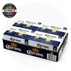 Бира Corona Extra кен 330ml 4.6% стек 24 броя