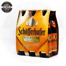 Бира Schofferhofer HEFEWEIZEN 500ml 6 бутилки 5%
