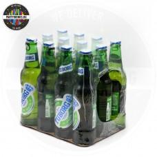 Бира Tuborg 12 бутилки х 330ml стек 4.6%