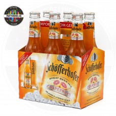 Бира Schofferhofer HEFEWEIZEN Mix Grapefruit 330ml 6 бутилки в 2.5%