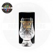 Чаша за уиски кристална Glencairn с кутия