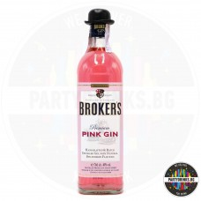 Джин Broker's Pink 700ml 40%