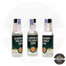Джин Garnish Island 50ml 46% 3 броя