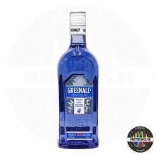 Джин Greenall's Blueberry 700ml 37.5%