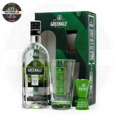 Джин Greenall's The Original 700ml 40% с чаша и мерилка