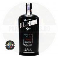 Джин Premium Colombian Aged Gin Dictador Treasure 700ml 43%