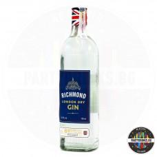 Джин Richmond London Dry 700ml 37.5%