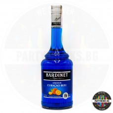 Ликьор Bardinet Blue Curacao 700ml 24%