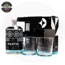 Ликьор Mastik Tears Classic 700ml 24% с 2 чаши