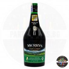 Ликьор Merrys Irish Cream 1.0L 17%