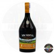 Ликьор Merrys Salted Caramel 1.0L 17%