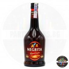 Ликьор Negrita Rum Cream 700ml 17%