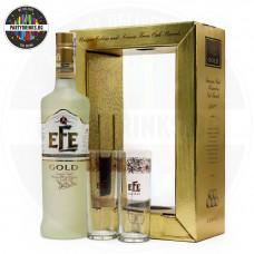 Раки Efe Gold 700ml 45% с 2 чаши